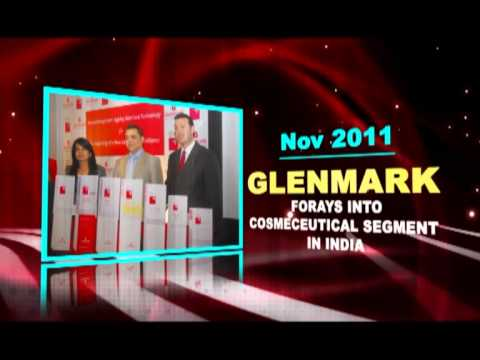 Corporate Logo Animation. Client: Glenmark Pharmaceuticals