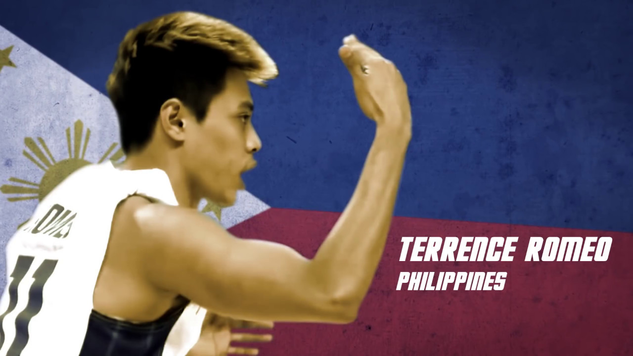 Terrence Romeo mixtape - The golden boy of the Philippines