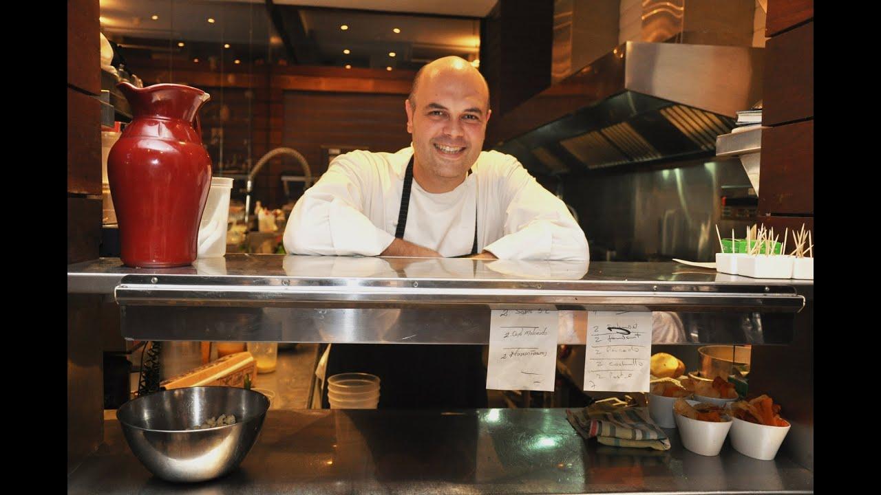 Qu cocinar receta de cocina con el famoso chef - Cocinas chef ...