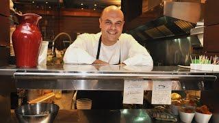 Qué cocinar? Receta de Cocina con el famoso Chef Internacional Carlos García