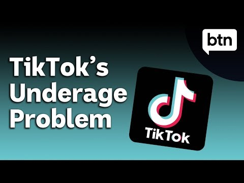 What's Going on With Tik Tok? The Latest News on the App's Underage Problem - Behind the News Mp3