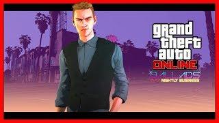 GTA 5 Online: DLC «Ночная жизнь» - Неофициальный трейлер