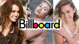 Download Miley Cyrus - Billboard Chart History Mp3