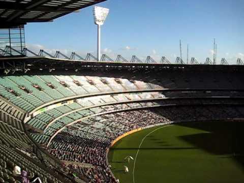 Melbourne Cricket Ground. MCG