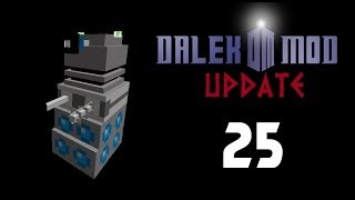 Dalek Mod update 25 - Holograms, Temporal Shifts and Cyber Sounds