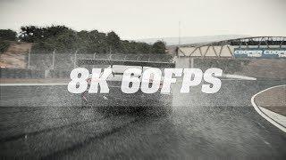 Project CARS 2 8K PC Gameplay ULTRA Settings [8K 60FPS] No. 2 | Titan RTX SLI (NVLink) | ThirtyIR