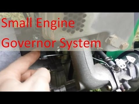 Free Generator Governor Repair