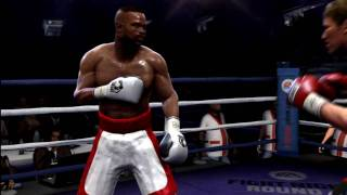 Fight Night Round 4  Producer Boxer Styles Video