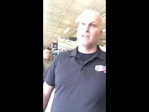 Canadian Tire Store Manager Assaults Aboriginal Man Regina Saskatchewan Canada