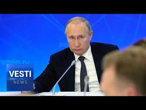 Putin at Agency for Strategic Initiatives: Manufacturing Has Been RESTORED in Russia