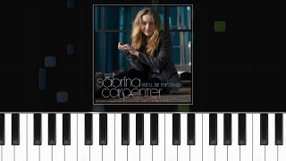"Sabrina Carpenter - ""We"