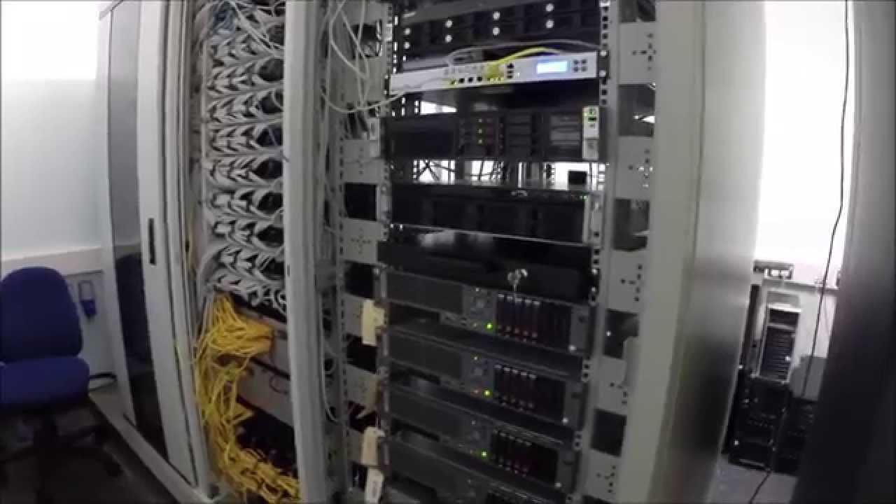 Server Room Tour  YouTube