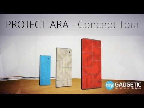 Project ARA The Concept Tour