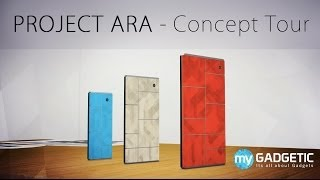Project ARA The Concept Tour