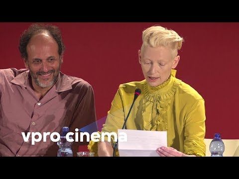 Suspiria: The Press Conference (Venice 2018)