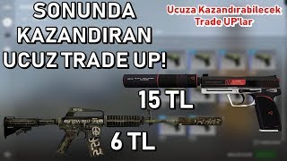 SONUNDA KAZANDIRAN UCUZ TRADE UP! CS:GO Ucuz Trade UP #24