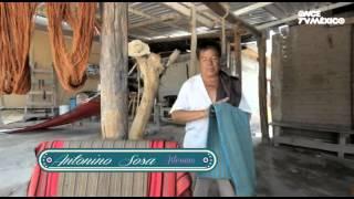 Manos de artesano - Textiles. Teotitlán del Valle, Oaxaca (13/09/2012)
