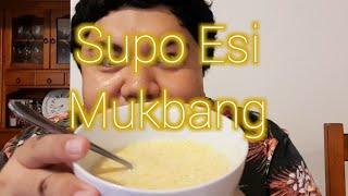 MUKBANG - SUPO ESI AND PANIKEKE! | Shoutouts, Tongan Language & Memory Lane