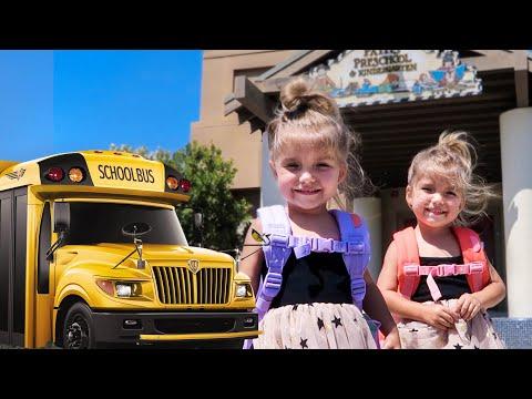 TAYTUM & OAKLEY'S FIRST DAY OF SCHOOL