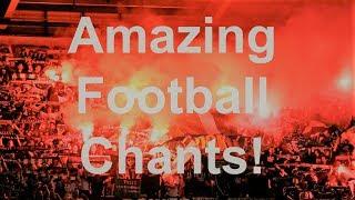 Amazing Football Chants With Lyrics! | Funny, Rude, Viral, Best Football Chants | Part 4