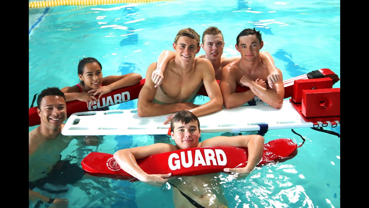 Clovis Lifeguard Training - YouTube