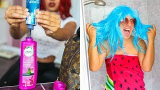 PRANK WARS! *Cinnamon vs Tootsie*