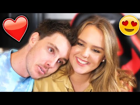 clickbaiting my GIRLFRIEND (Q&A) from YouTube · Duration:  9 minutes 26 seconds