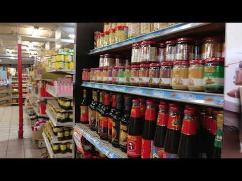 US Philadelphia Asia Supermarket Trip (Photo Album)