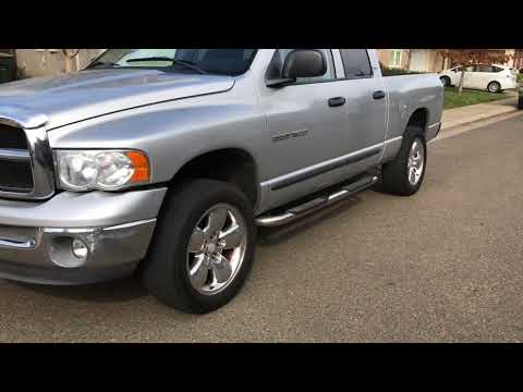 "2002 Dodge Ram 3"" Rough Country Lift kit"