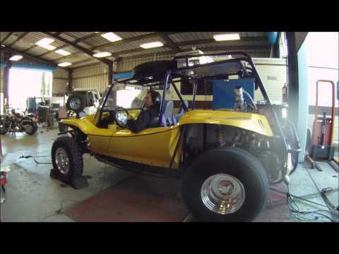 VW Manx Dyno Pull