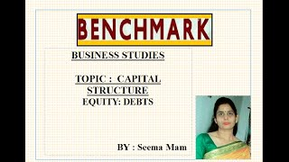 Financial Management : Capital Structure