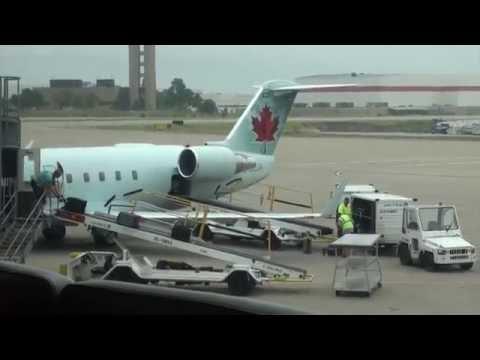 Air Canada CRJ-200 C-GOJA AC 7267 Pittsburgh-Toronto Trip Report