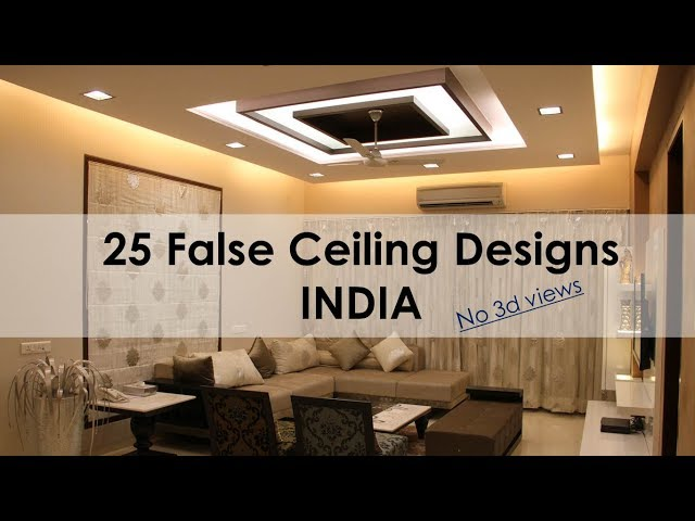21+ Fall Ceiling Design For Living Room Gif