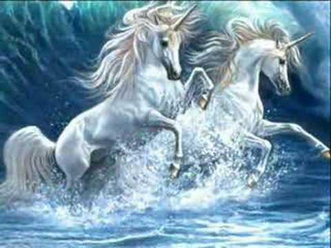 Cavalli unicorni youtube for Immagini di cavalli da colorare