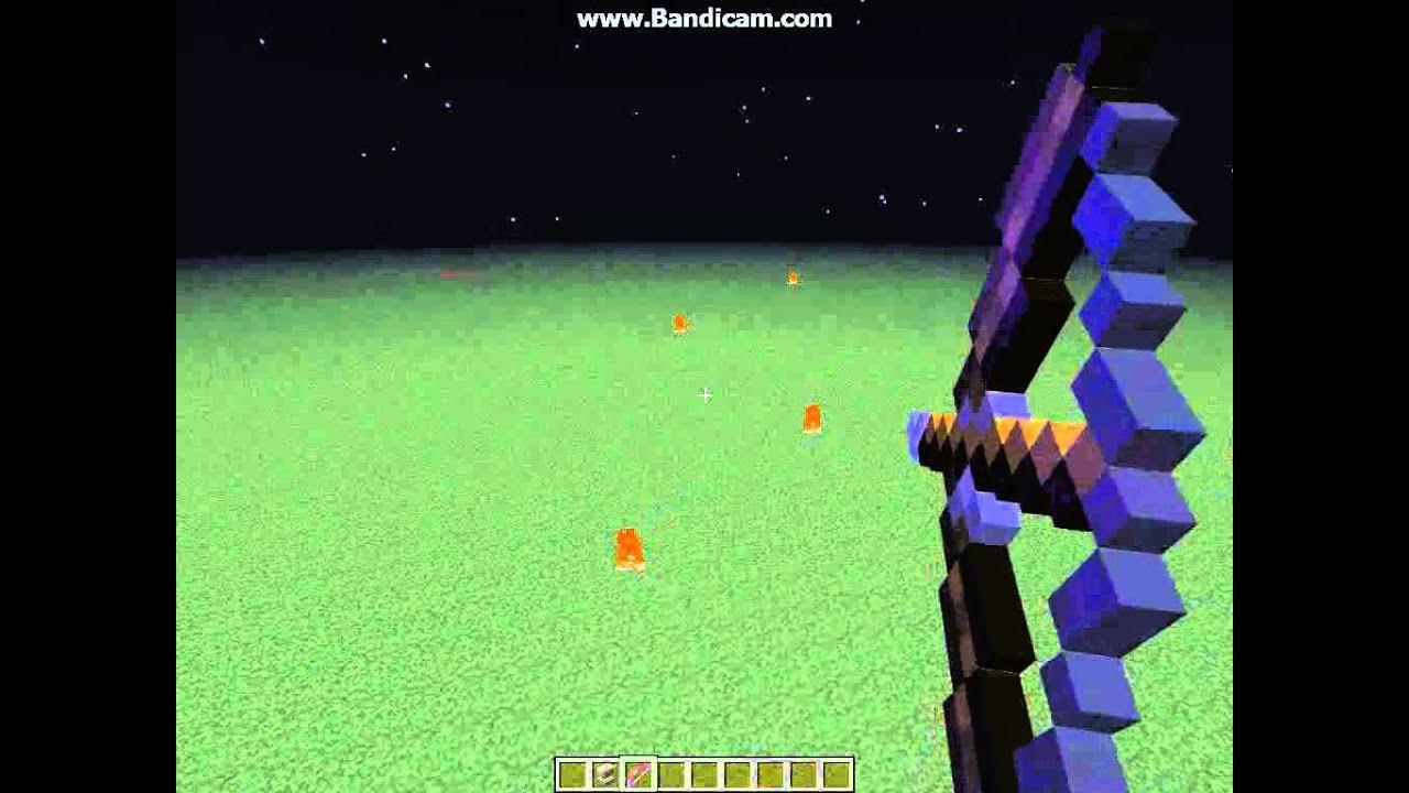 майнкрафт как сделать огненую стрелу без модов #8