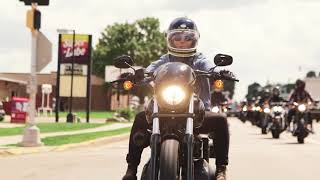 Take a Ride with Jessi Combs | Harley-Davidson