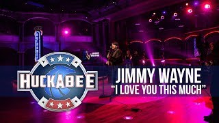 Jimmy Wayne Performs I Love You This Much   Huckabee YouTube Videos