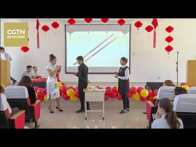Как научиться пользоваться китайскими палочками для еды?