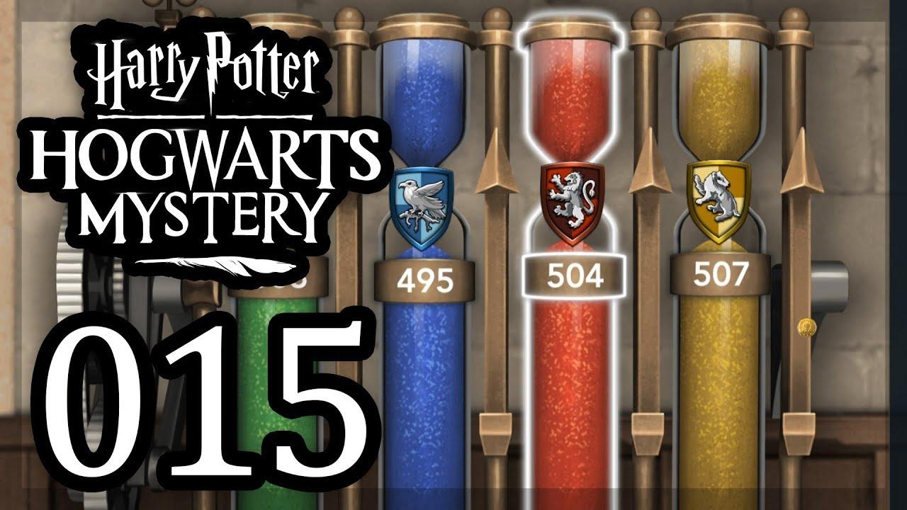 Harry Potter Hogwarts Mystery 016 Ich Lerne Penny Genauer Kennen Gameplay Deutsch Youtube