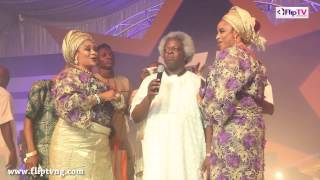 TOLU OBEY SINGS AT DAD'S 75TH BIRTHDAY (Nigerian Lifestyle & Entertainment)