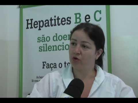 CAMPANHA MUNICIPAL NA LUTA CONTRA AS HEPATITES VIRAIS