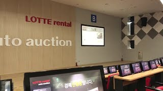 Auto Auction 2021 years 10 Mon 18 days LotteautoAuction