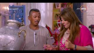 السفيرة عزيزة - أحد بائعي الفول وصاحب عربية فول ... طريقة عمل الفول المدمس في البيت بالطريقة الصحيحة