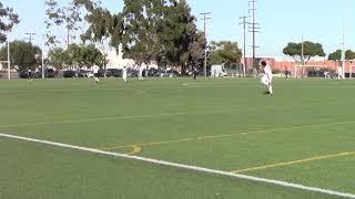 Kyle Moore LA Galaxy II #79