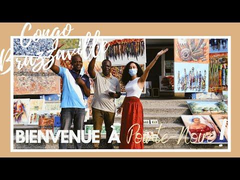 BIENVENUE AU CONGO: CENTRE-VILLE DE POINTE NOIRE