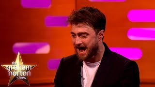 Daniel Radcliffe Has Been Made Into Toys A LOT | The Graham Norton Show