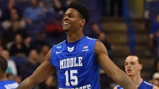 Middle Tennessee State vs. Michigan State: Game highlights