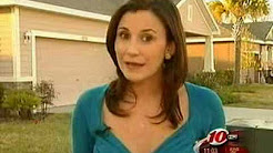 Sinkhole Law Threatens Florida Homeowners Insurance - Erica Pitzi - Tampa Bay CBS - 10Connects