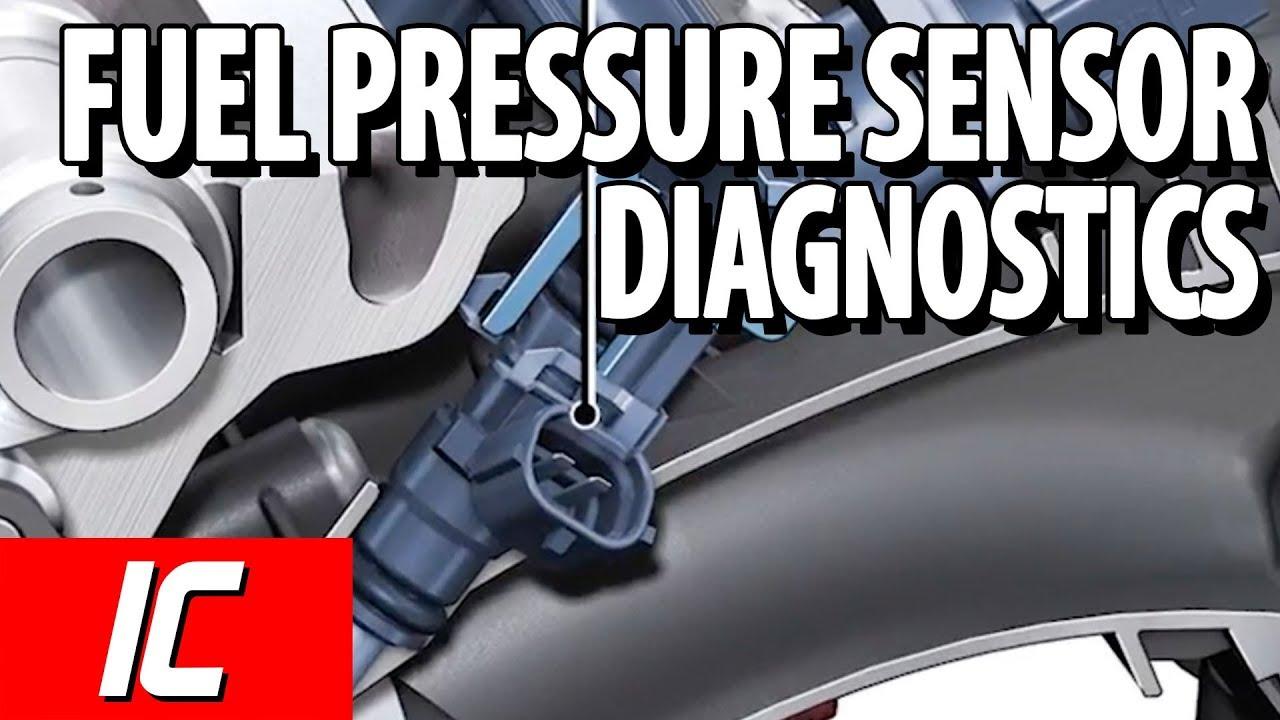 Fuel Pressure Sensor Diagnostics | Tech Minute