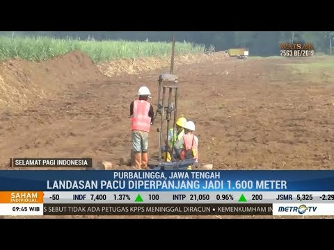 Bandara Purbalingga Beroperasi Lebaran 2020